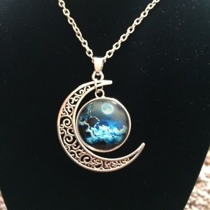 Moon Sky Necklace